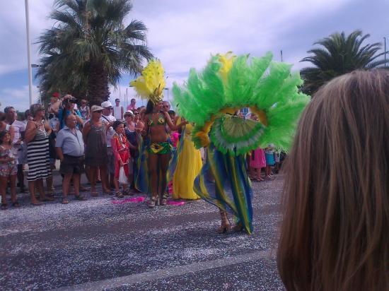 La Gde Motte - St Augustin et le Carnaval